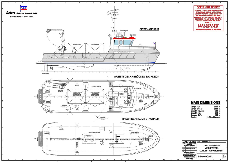 Aluminum Boat Plan