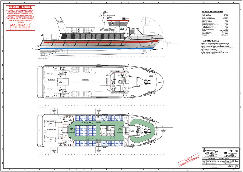 Design - Marigraph